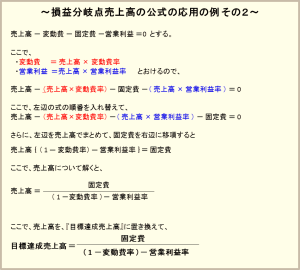 ③S-BEP公式導出