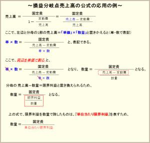 S-BEP公式導出②